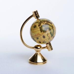 17830 Ancient globe 地球儀(アンティークグローブ)