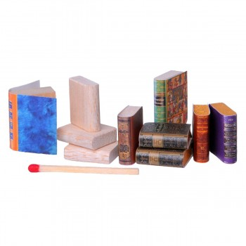 Small book bindings (45 pcs) 小さい製本(45冊)