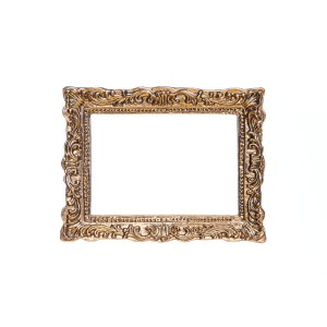 Large picture frame, metal 額縁(大)