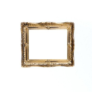 Antique picture frames (2 pcs) アンティークな額縁(2個)