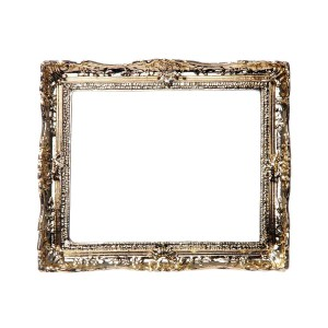 Large antique picture frame アンティークな額縁(大)