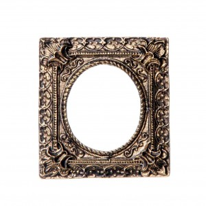 Antique picture frame アンティークな額縁