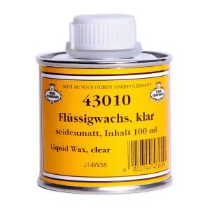 Liquid wax, clear, 100 ml 液体クリアワックス100ml