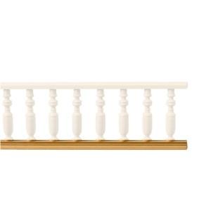 Verandah handrail ベランダ手すり