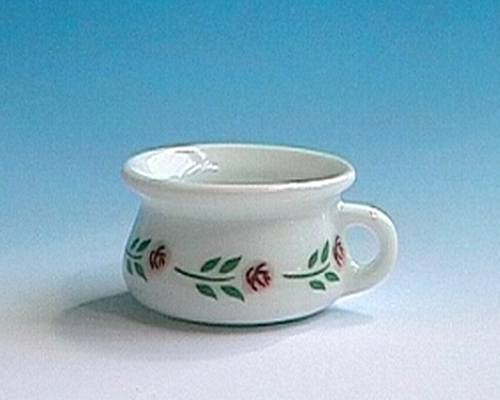 Bedroom china chamber pot 寝室用磁器ポット