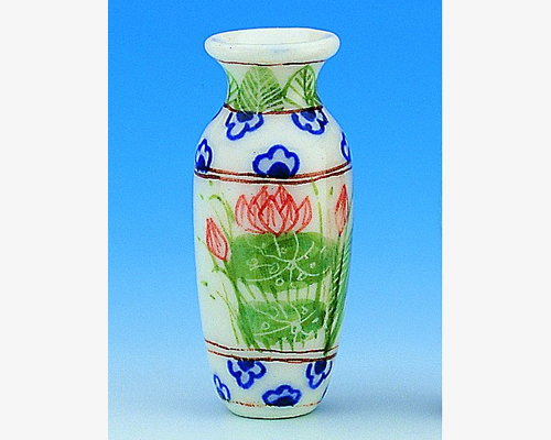 Large vase, Ming dynasty 花瓶・明王朝(大)