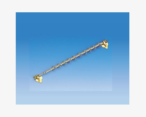 Drapery rod, length 11-20 cm カーテンレール・11-20cm