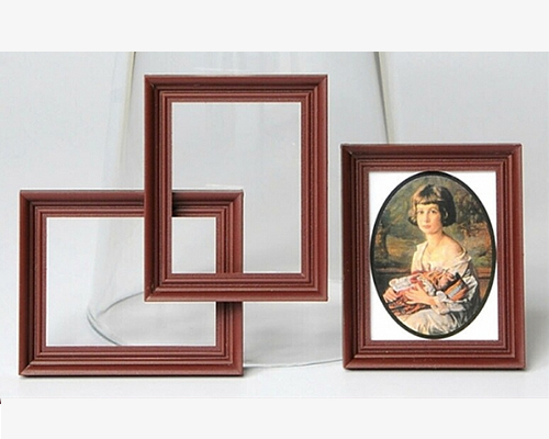 Small picture frame プラスチック額縁(小)
