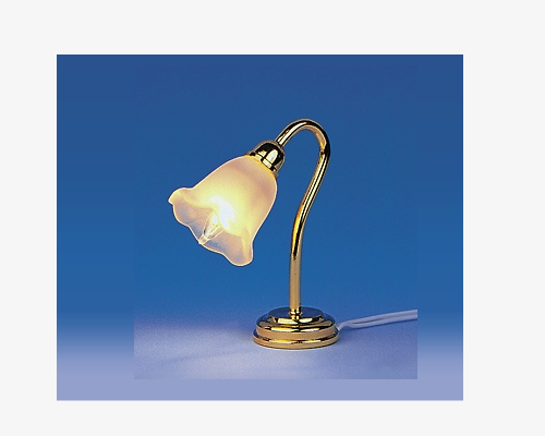 Swan neck table lamp BRILLIANT スワンネックのテーブルランプ