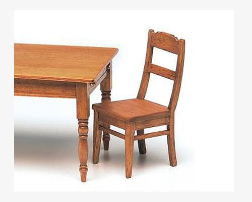 Kitchen chairs (2) 台所用椅子2脚セット