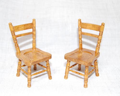 Kitchen chairs (2) キッチンチェア2脚セット