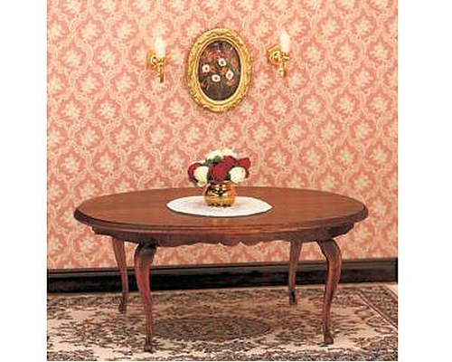 Queen Anne dining table クイーンアンのダイニングテーブル