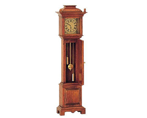 English grandfather clock おじいさんの時計