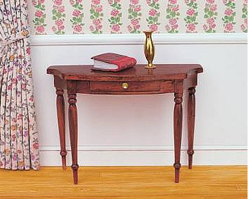 Sidetable with single drawer 引き出し付きサイドテーブル