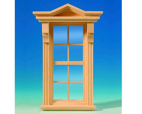 Victorian window ビクトリア式の窓