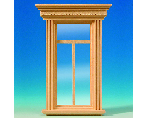 Patrician window パトリシアン式窓