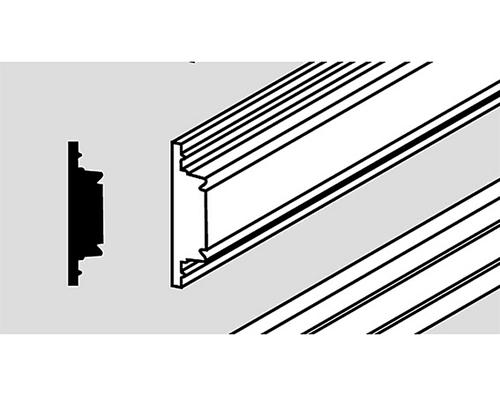 Trim moulding, 610 mm トリムモールディング