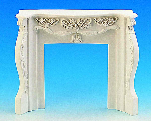 Victorian fireplace mantle ビクトリア朝暖炉