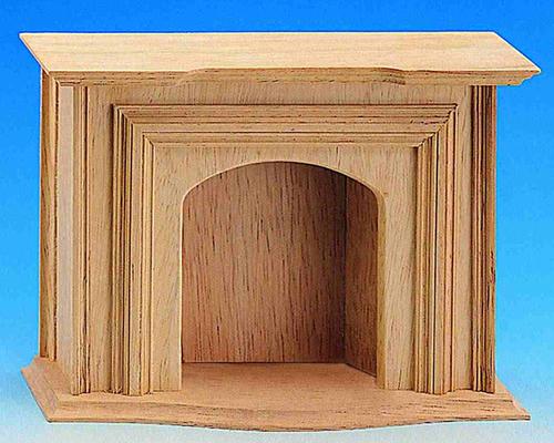 Open fireplace  natural wood 天然木の暖炉