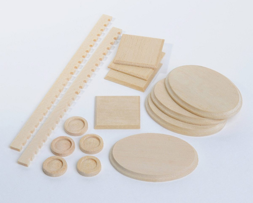 Set of decorative parts 装飾パーツセット
