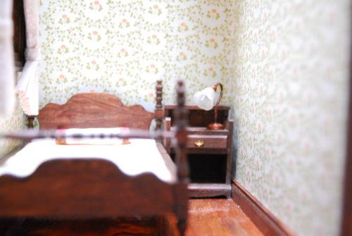 ベッドルーム用小物類