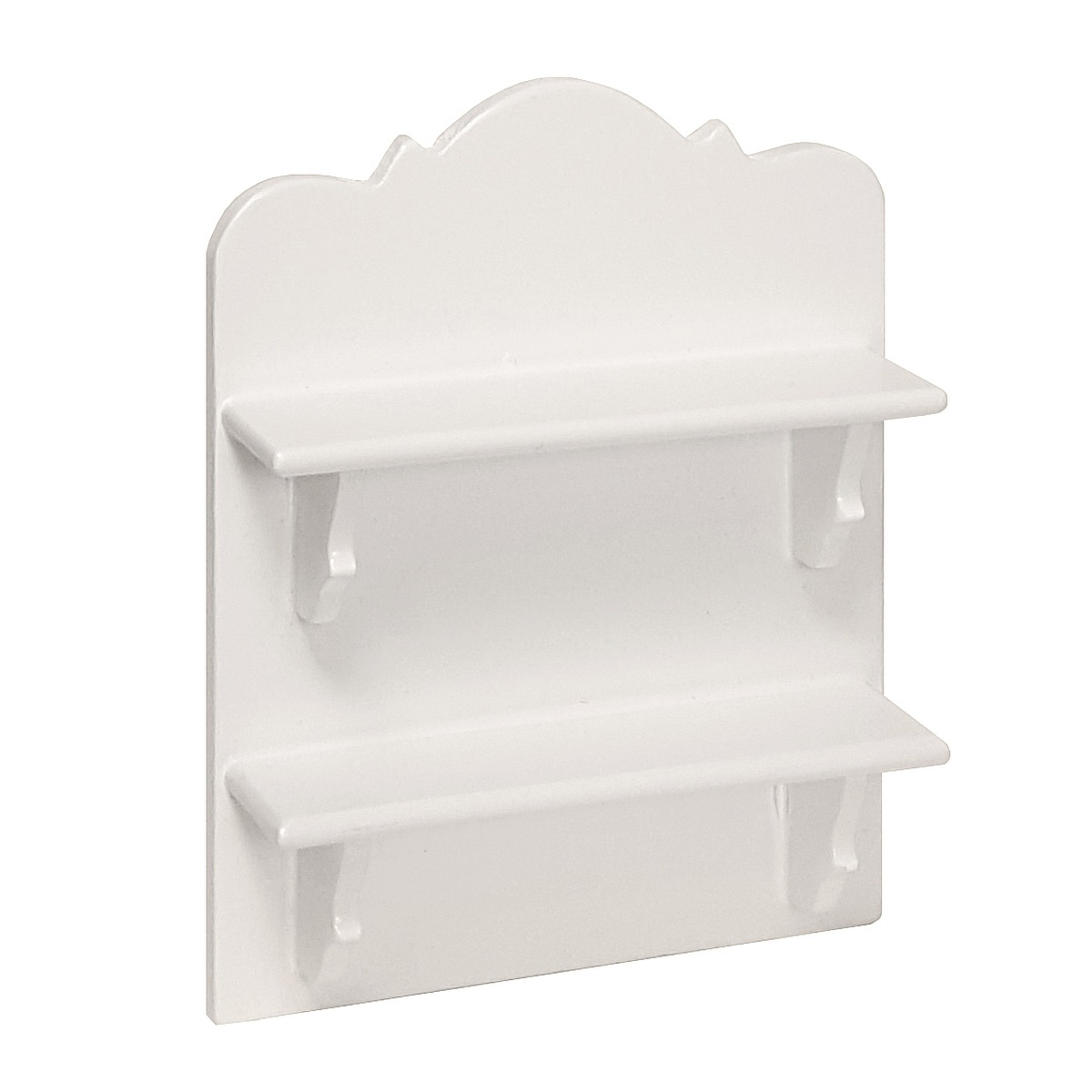 Hanging shelf, white 完成品・ハンギングシェルフ