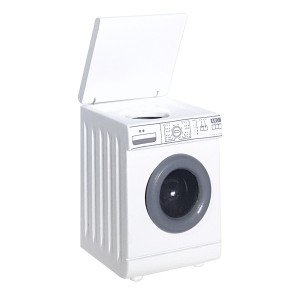 Washing machine, white 完成品・洗濯機