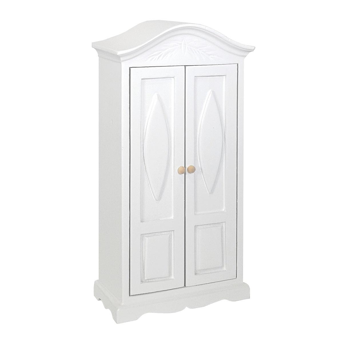 Linen cupboard, white 完成品・リネンクローゼット