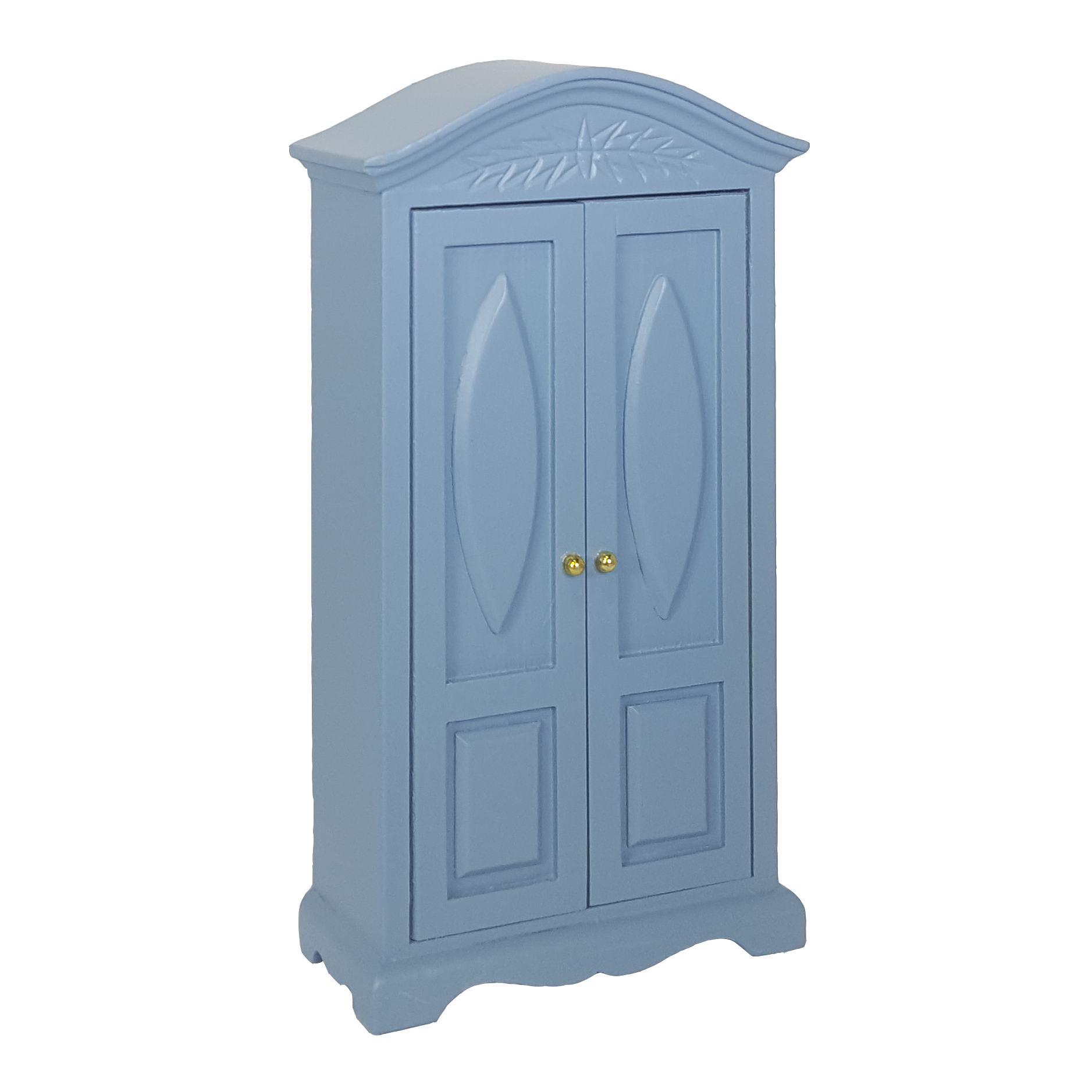 Linen cupboard, blue 完成品・リネンクローゼット ブルー