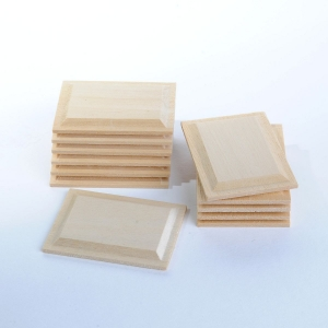 Wooden panels (12 pcs) 腰板パネル